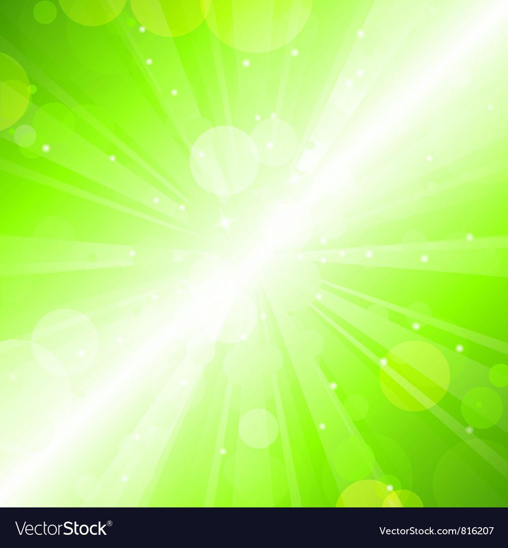 Summer lights vector | Price: 1 Credit (USD $1)
