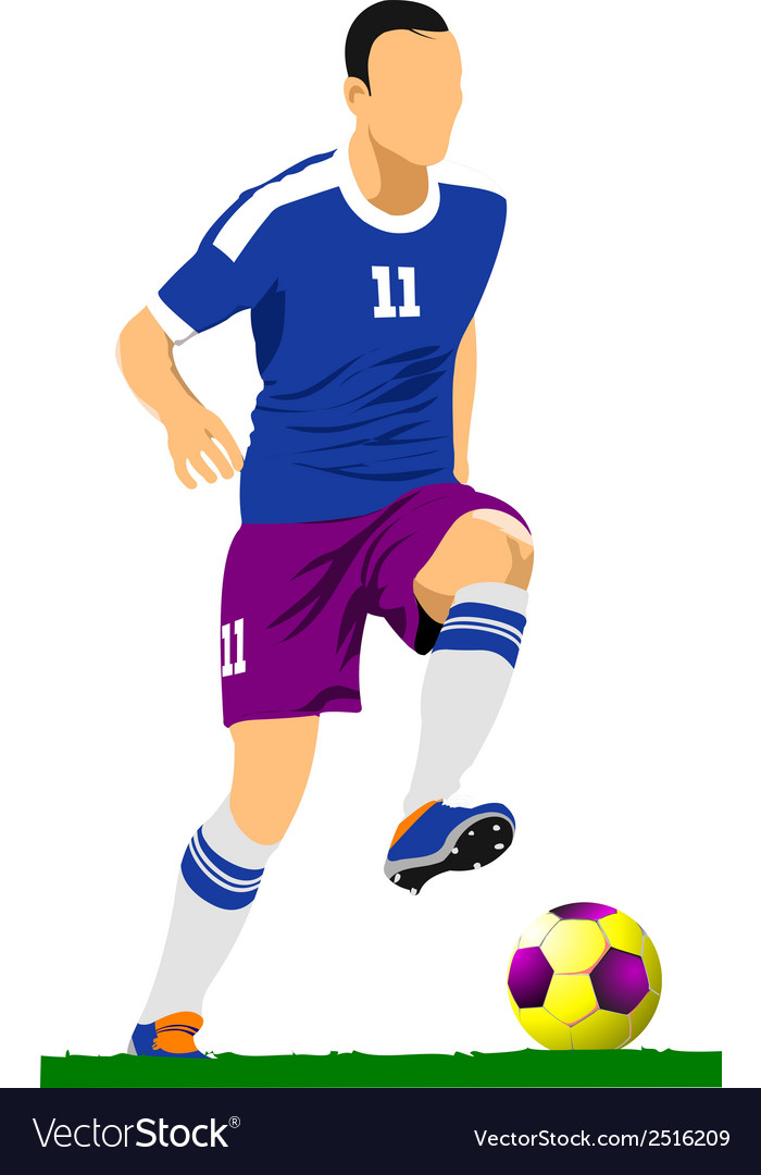 Al 0249 soccer 01 vector | Price: 1 Credit (USD $1)