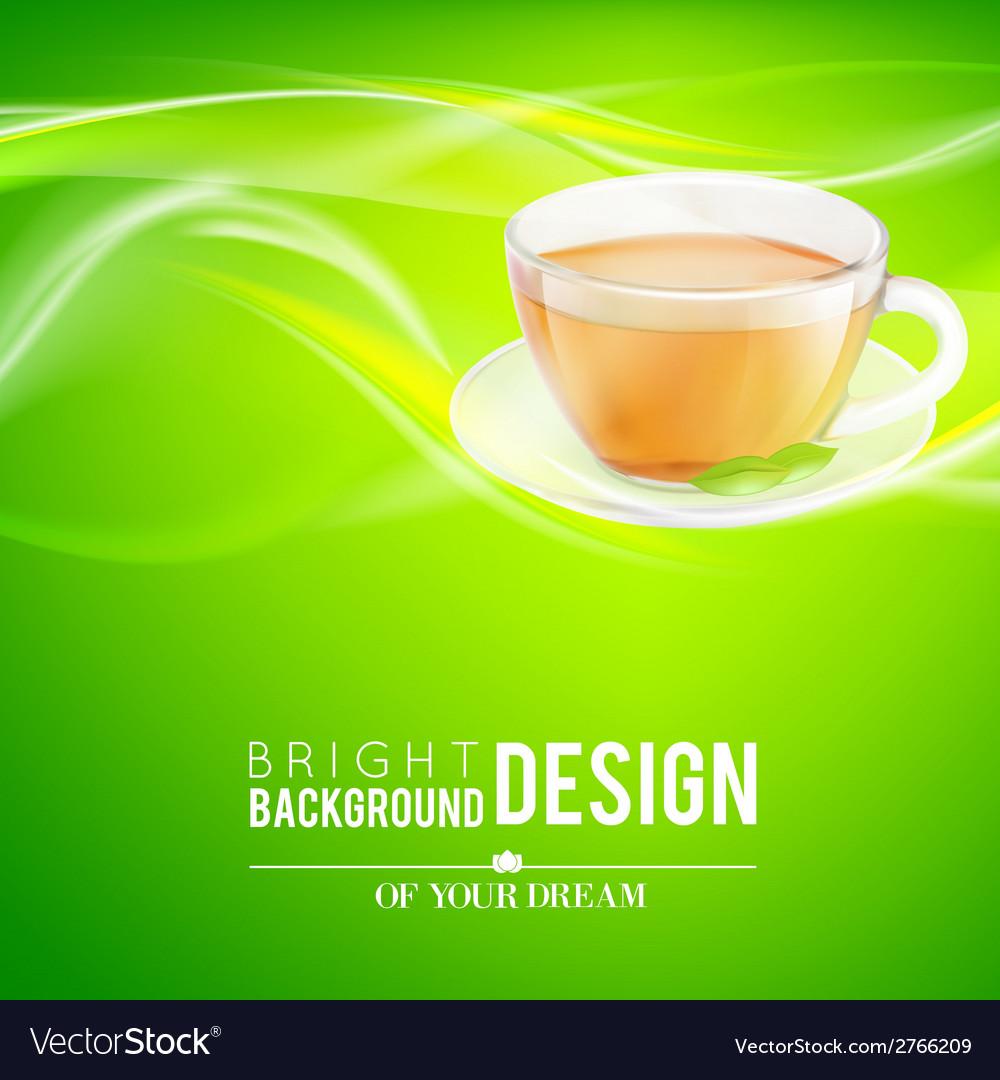 Tea cup vector   Price: 1 Credit (USD $1)