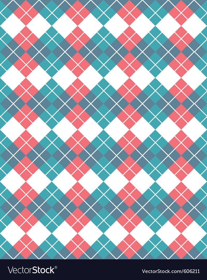 Pattern rhombus vector | Price: 1 Credit (USD $1)