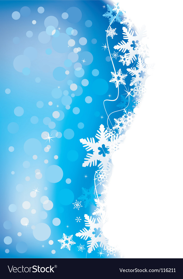 Winter holiday background vector   Price: 1 Credit (USD $1)