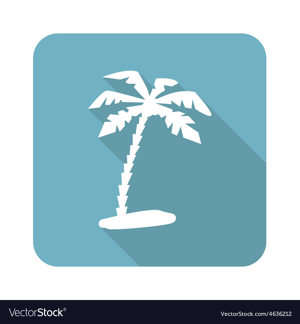 Palm icon vector   Price: 1 Credit (USD $1)