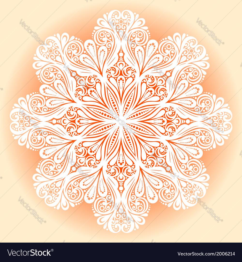 Beautiful deco mandala vector   Price: 1 Credit (USD $1)