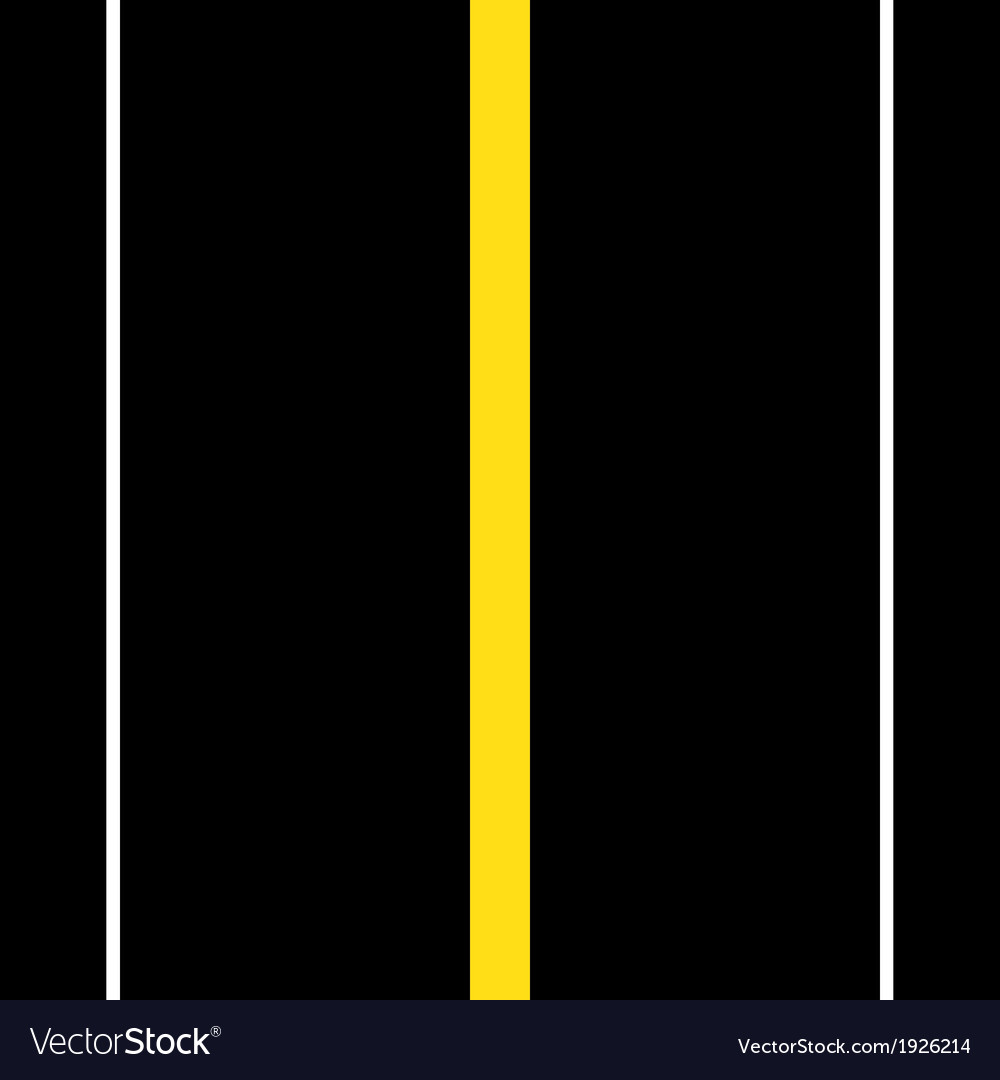 Street road vector | Price: 1 Credit (USD $1)