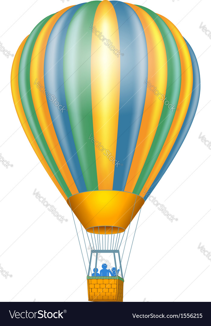 Air baloon vector | Price: 1 Credit (USD $1)