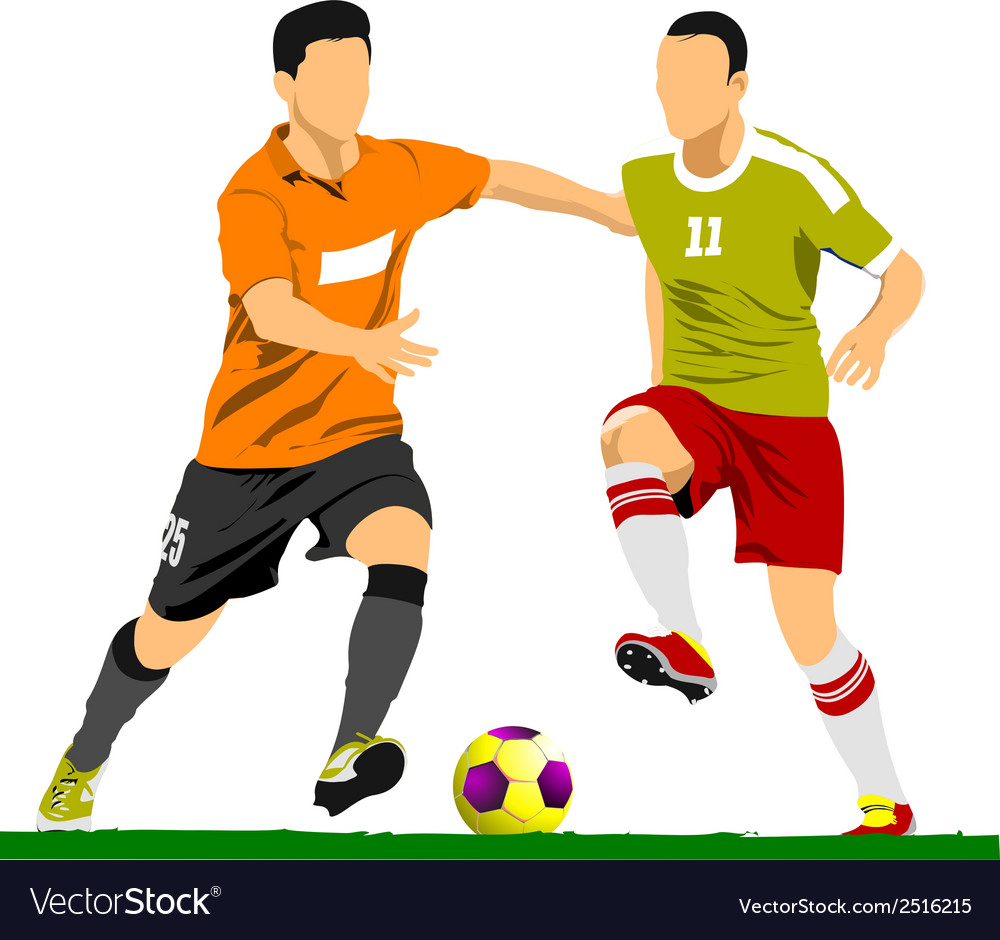 Al 0249 soccer 04 vector | Price: 1 Credit (USD $1)