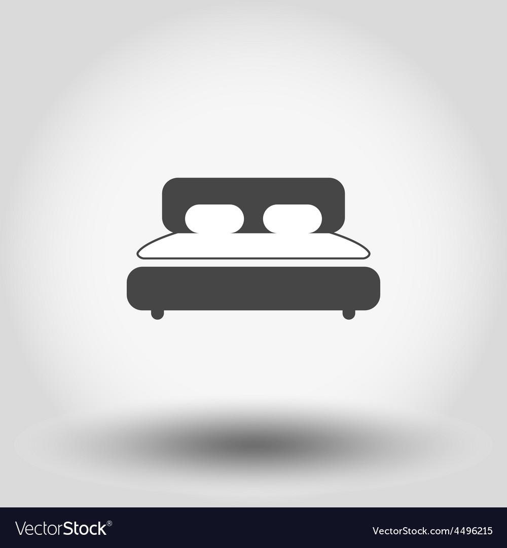 Bed vector   Price: 1 Credit (USD $1)