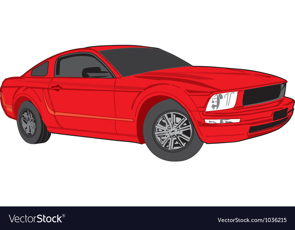 Redcar vector | Price: 1 Credit (USD $1)