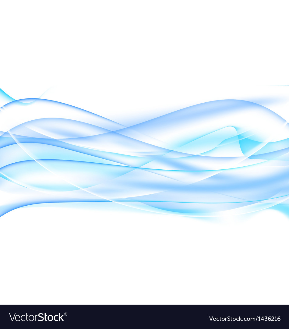 Abstract water background wavy design vector | Price: 1 Credit (USD $1)