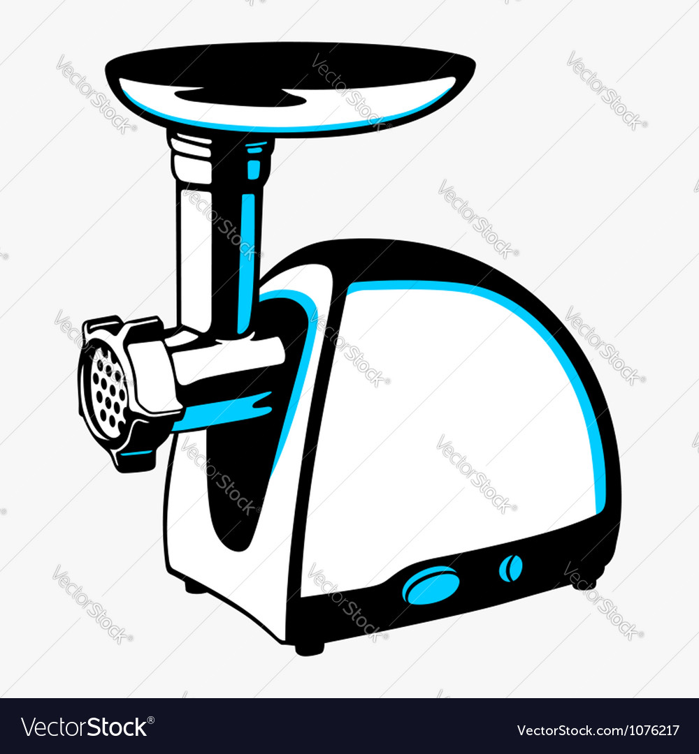 Meat grinder vector | Price: 1 Credit (USD $1)