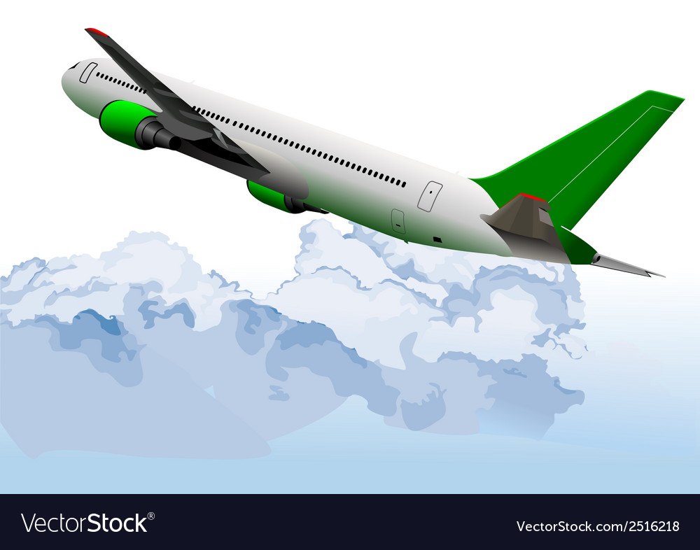 Al 0250 plane 01 vector | Price: 1 Credit (USD $1)