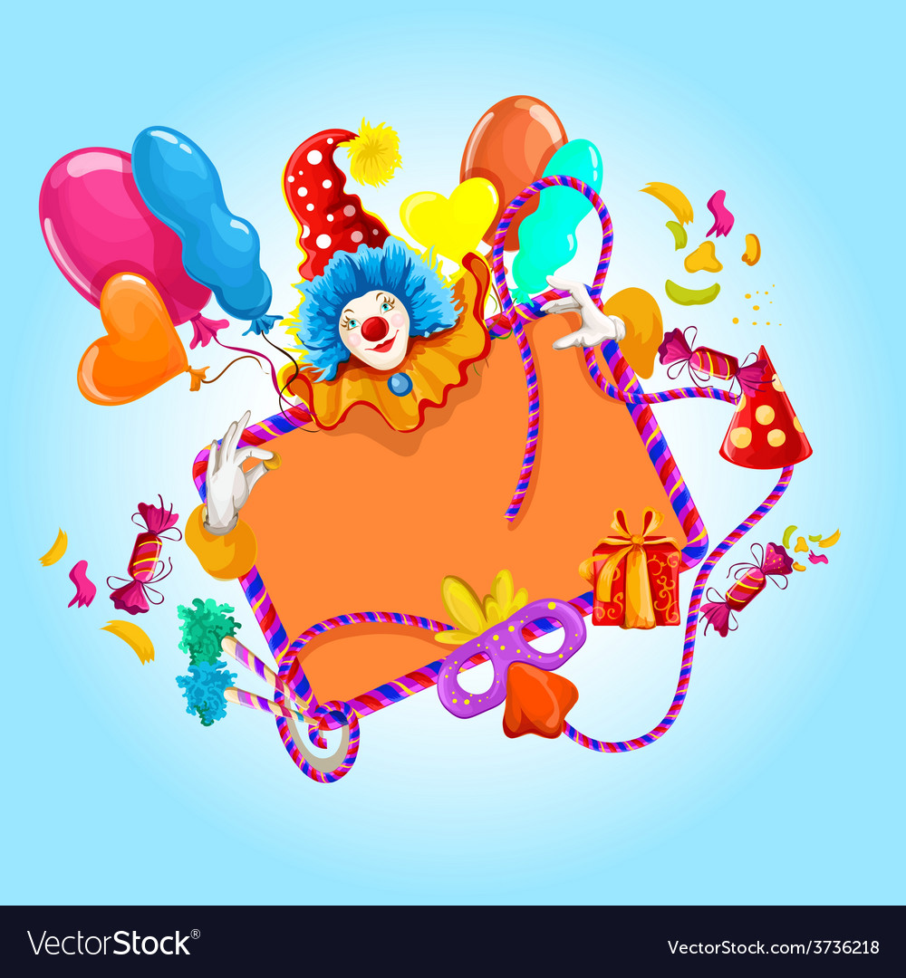Celebration colored background vector | Price: 1 Credit (USD $1)