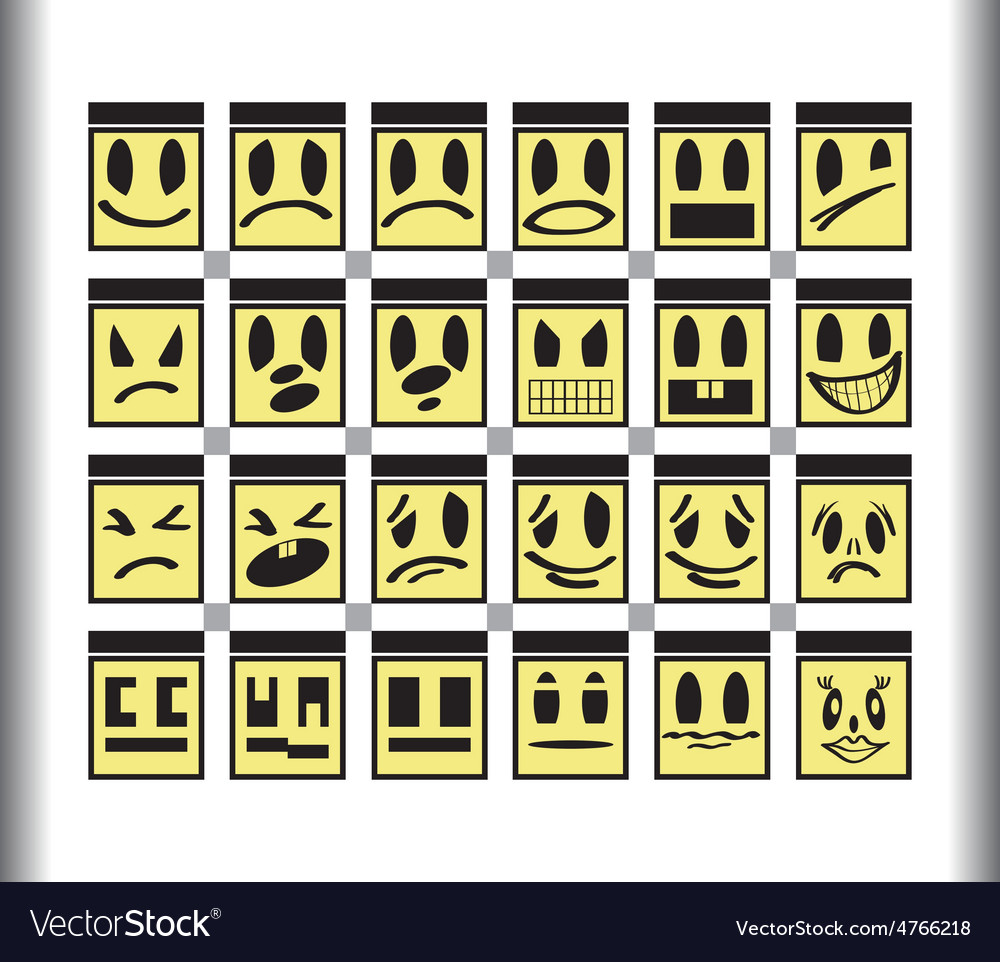 The smiley vector | Price: 1 Credit (USD $1)