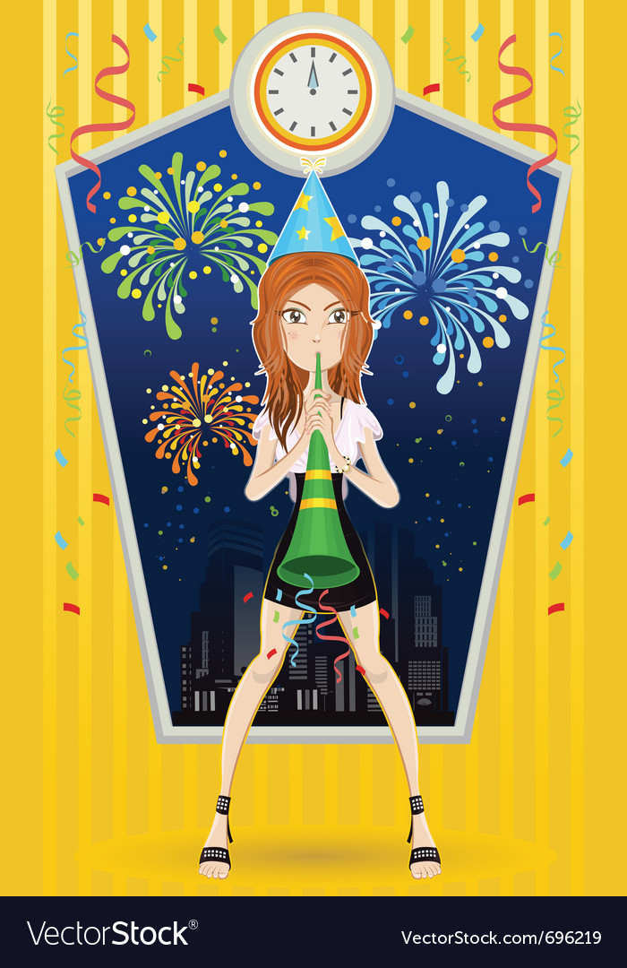 New year eve vector   Price: 3 Credit (USD $3)