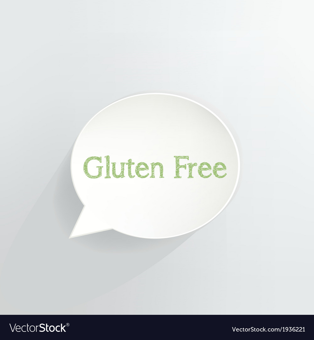 Gluten free vector | Price: 1 Credit (USD $1)