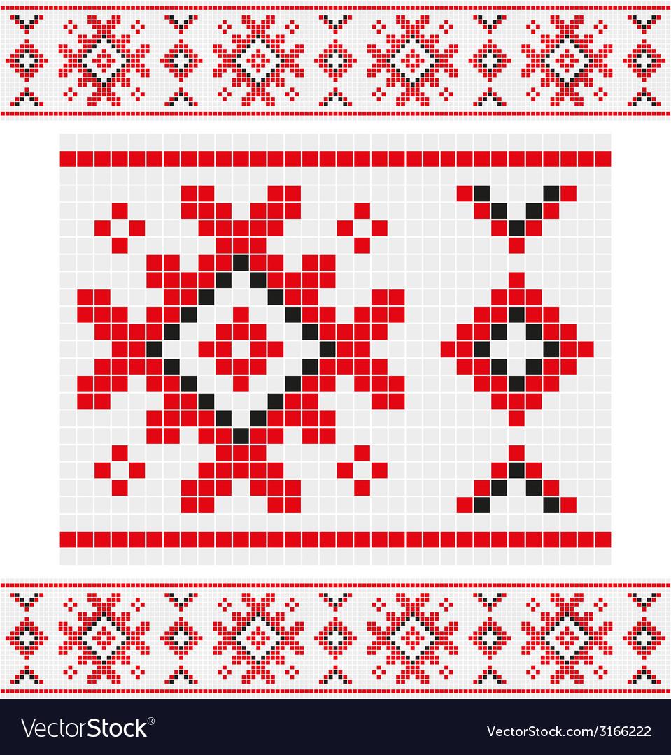 Ornament white stroke vector   Price: 1 Credit (USD $1)