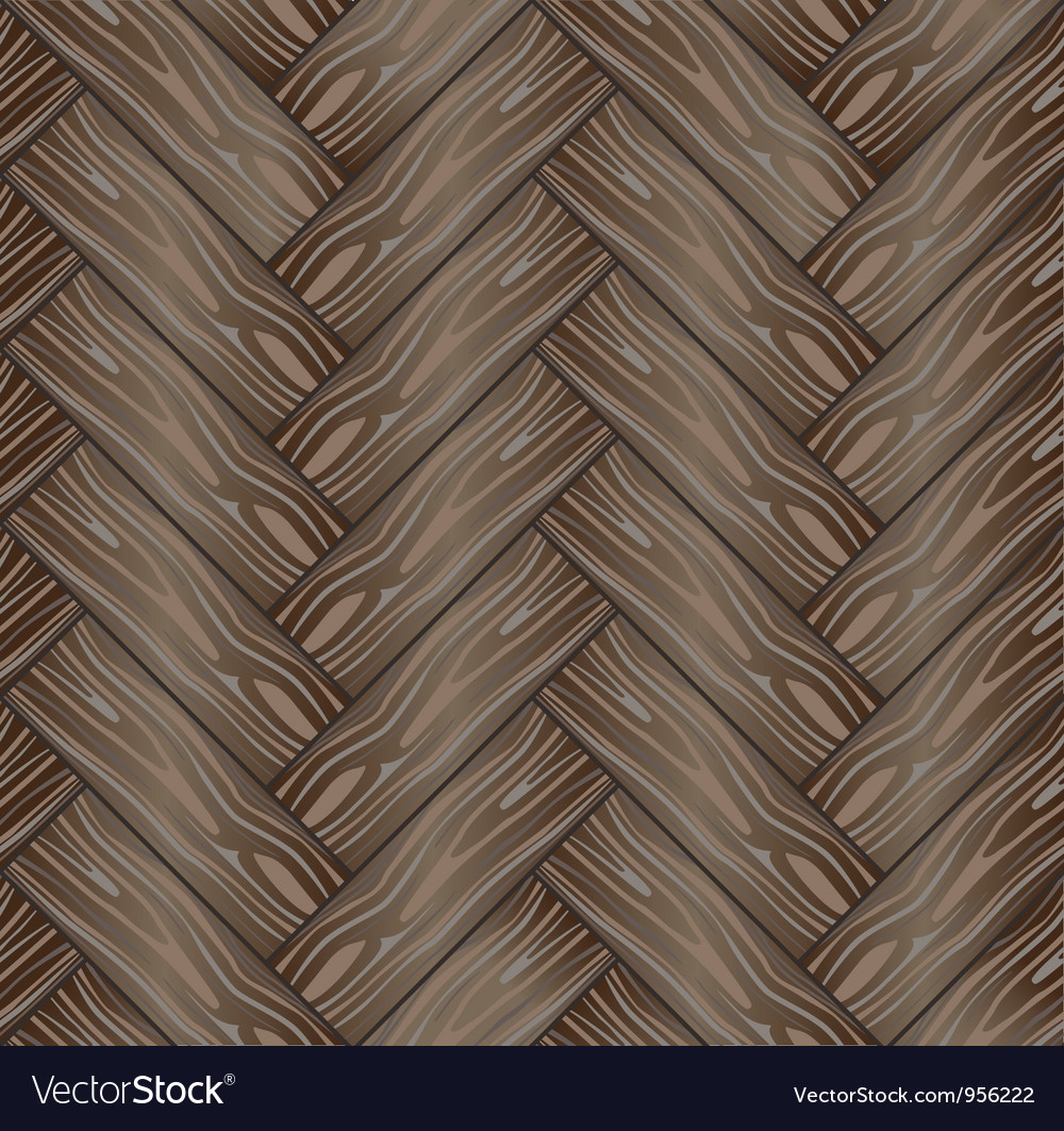 Seamless background a wooden parquet 4 vector | Price: 1 Credit (USD $1)