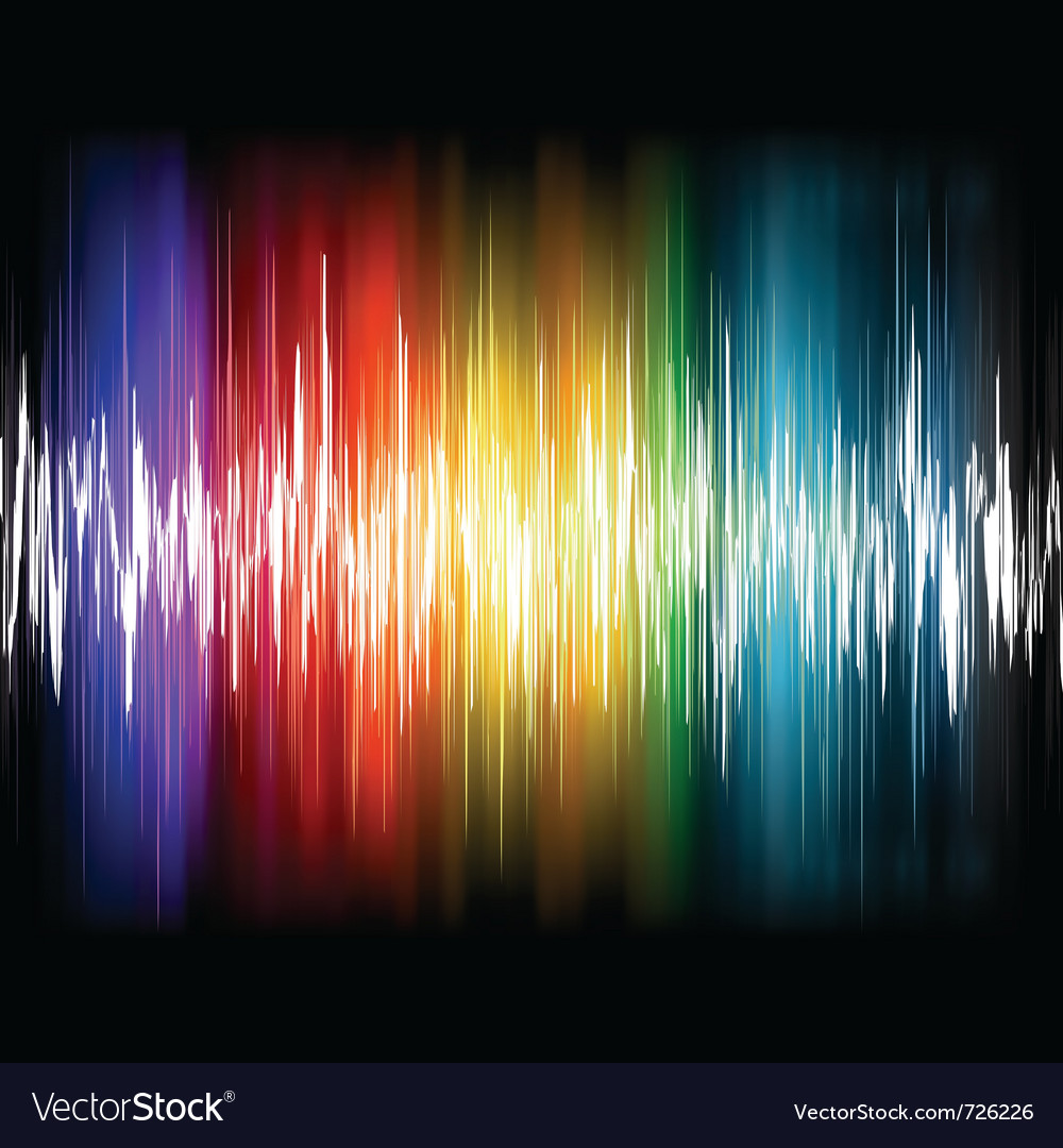 Equalizer abstract sound waves vector   Price: 1 Credit (USD $1)