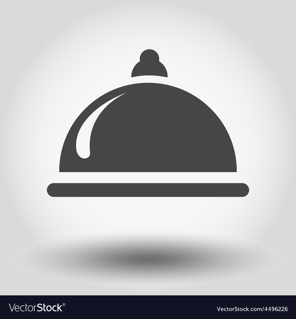 Food serving vector | Price: 1 Credit (USD $1)