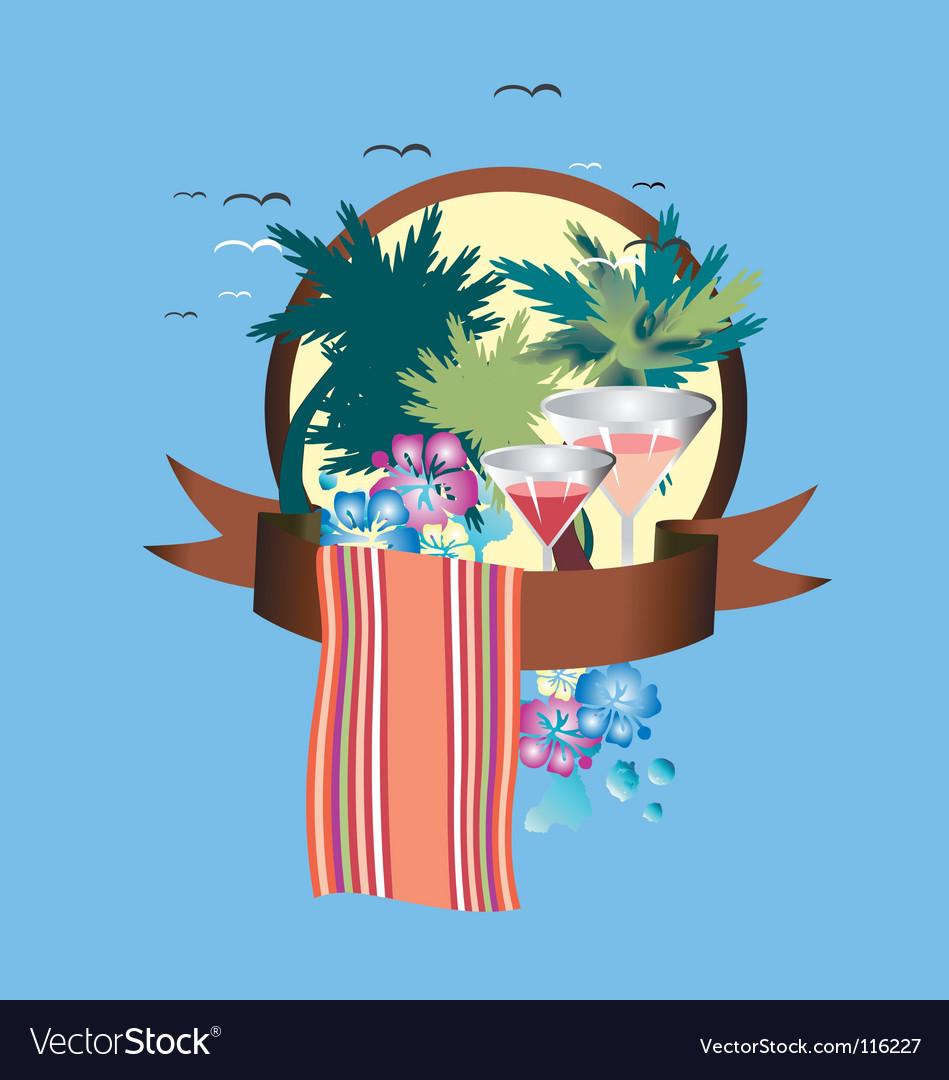 Summer logo vector   Price: 1 Credit (USD $1)