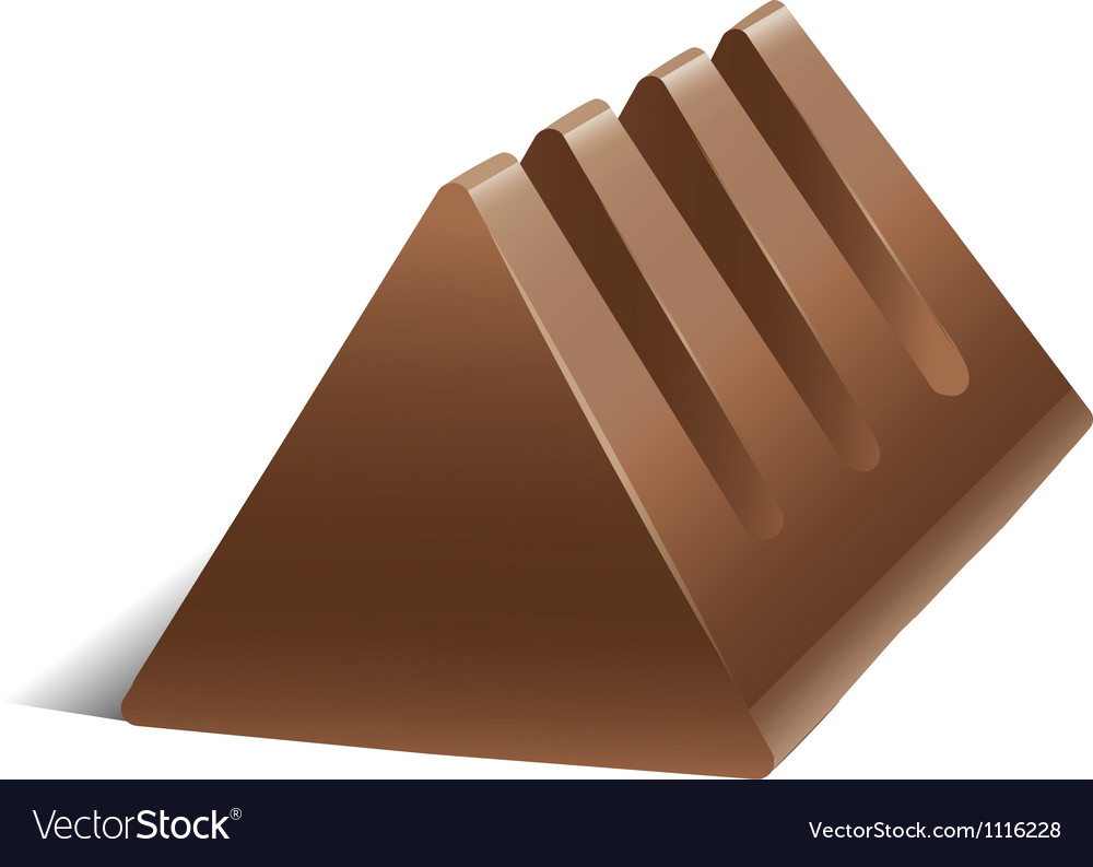 A chocolate vector | Price: 1 Credit (USD $1)