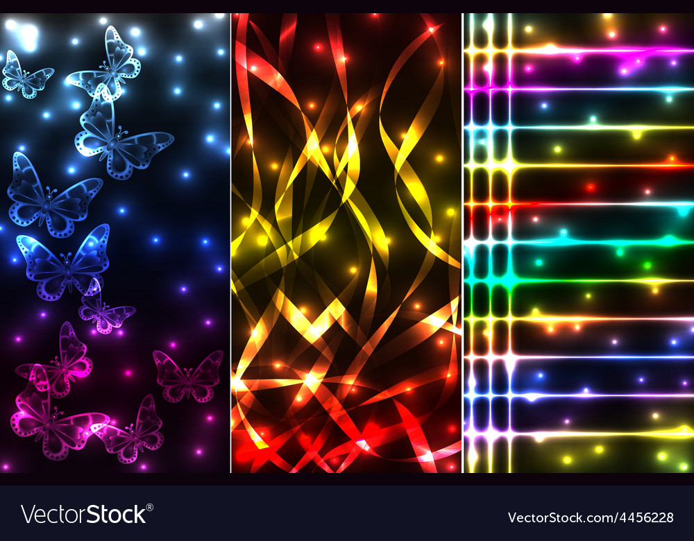 Mix of plasma banners vector | Price: 1 Credit (USD $1)
