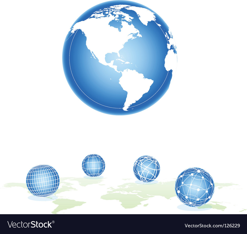 Set sphere vector | Price: 1 Credit (USD $1)