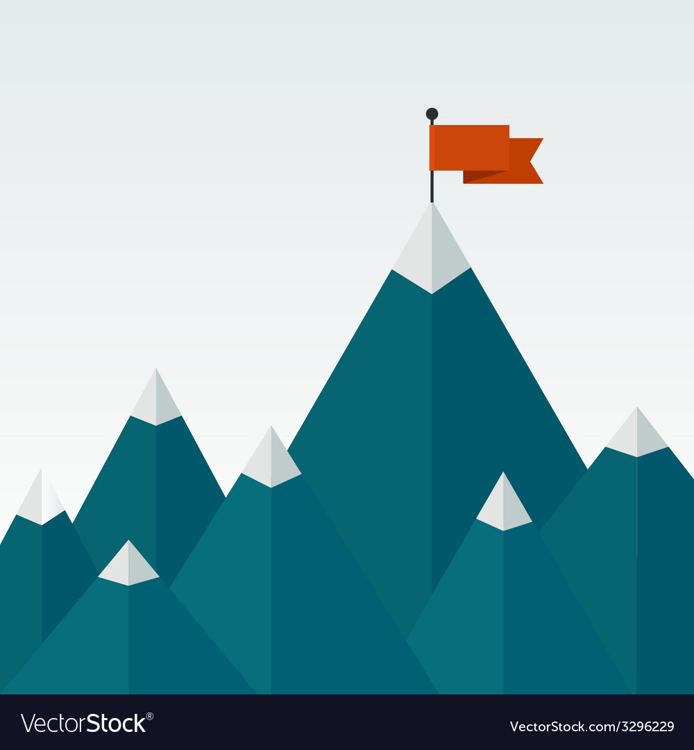 Success concept vector | Price: 1 Credit (USD $1)