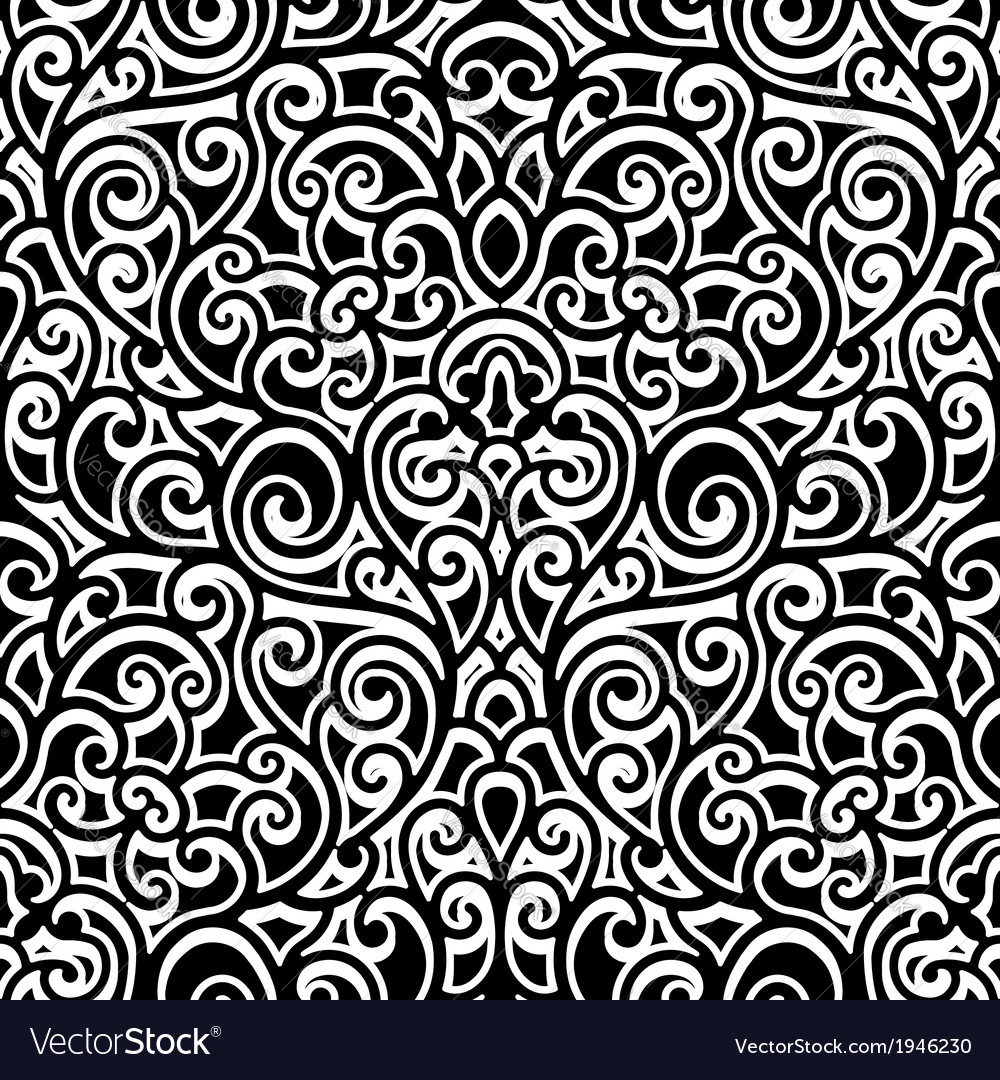 Swirly pattern vector | Price: 1 Credit (USD $1)