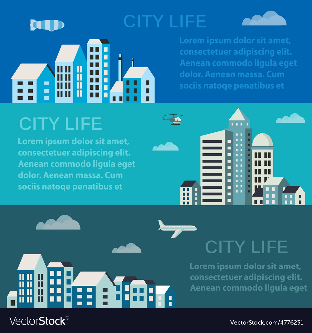 City infographics vector | Price: 1 Credit (USD $1)