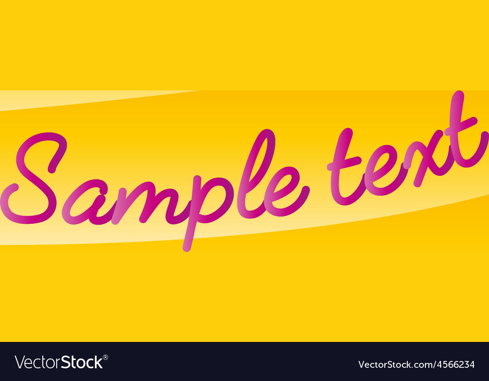Background yellow bright sunny eps vector | Price: 1 Credit (USD $1)