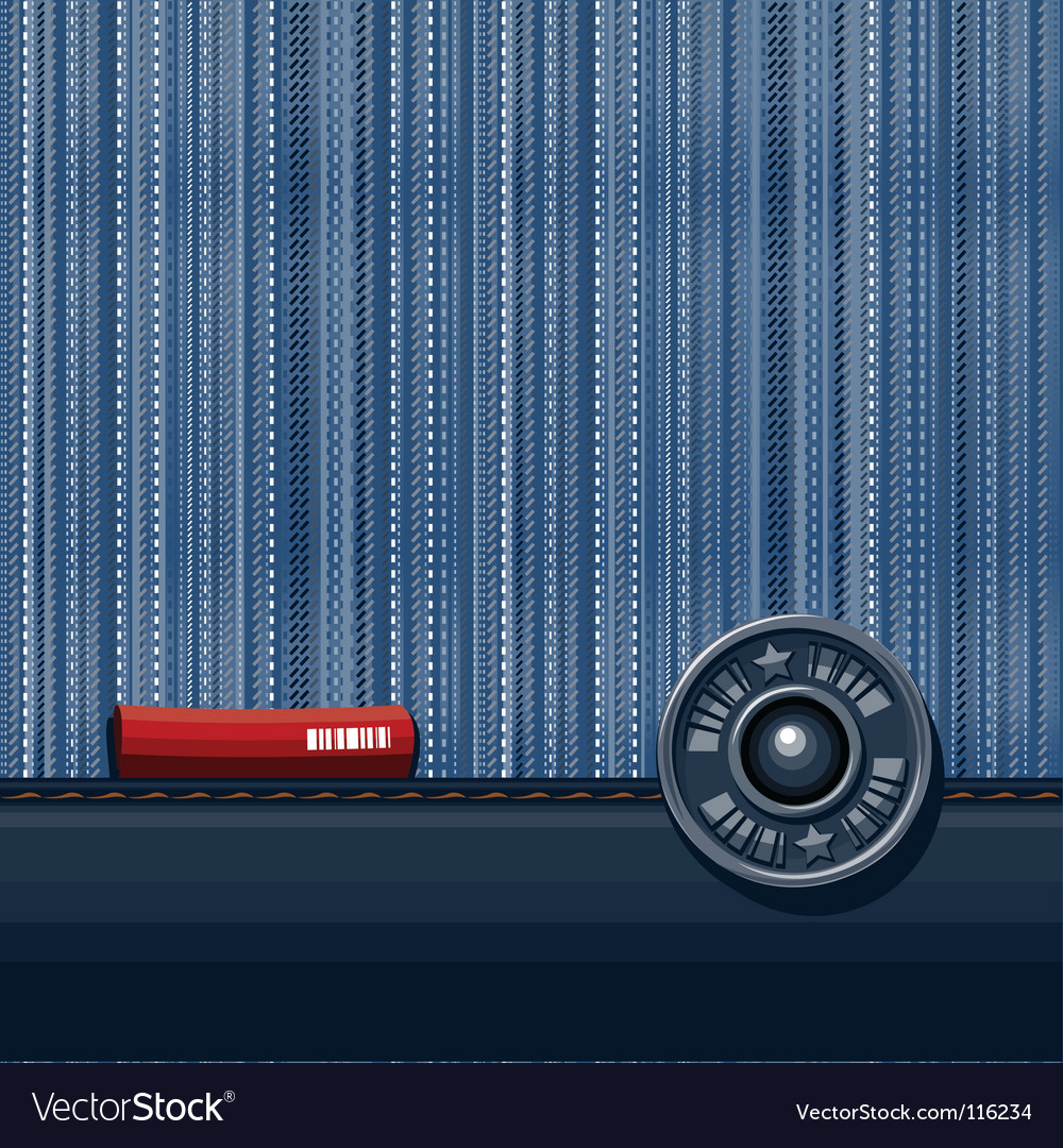 Jeans background vector | Price: 1 Credit (USD $1)