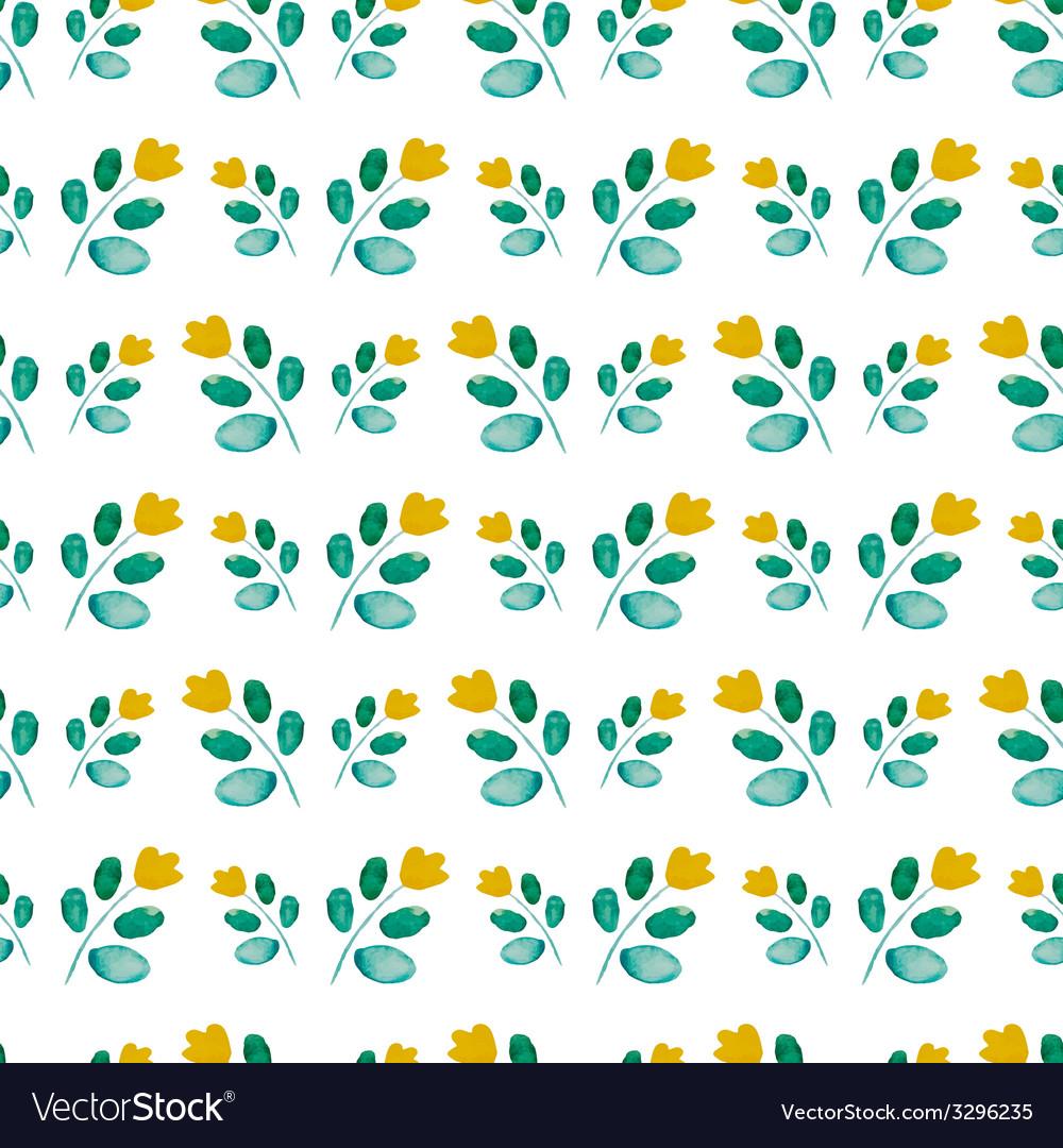 Watercolor pattern vector | Price: 1 Credit (USD $1)