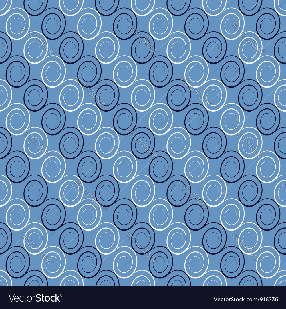 Seamless diagonal striped pattern vector | Price: 1 Credit (USD $1)