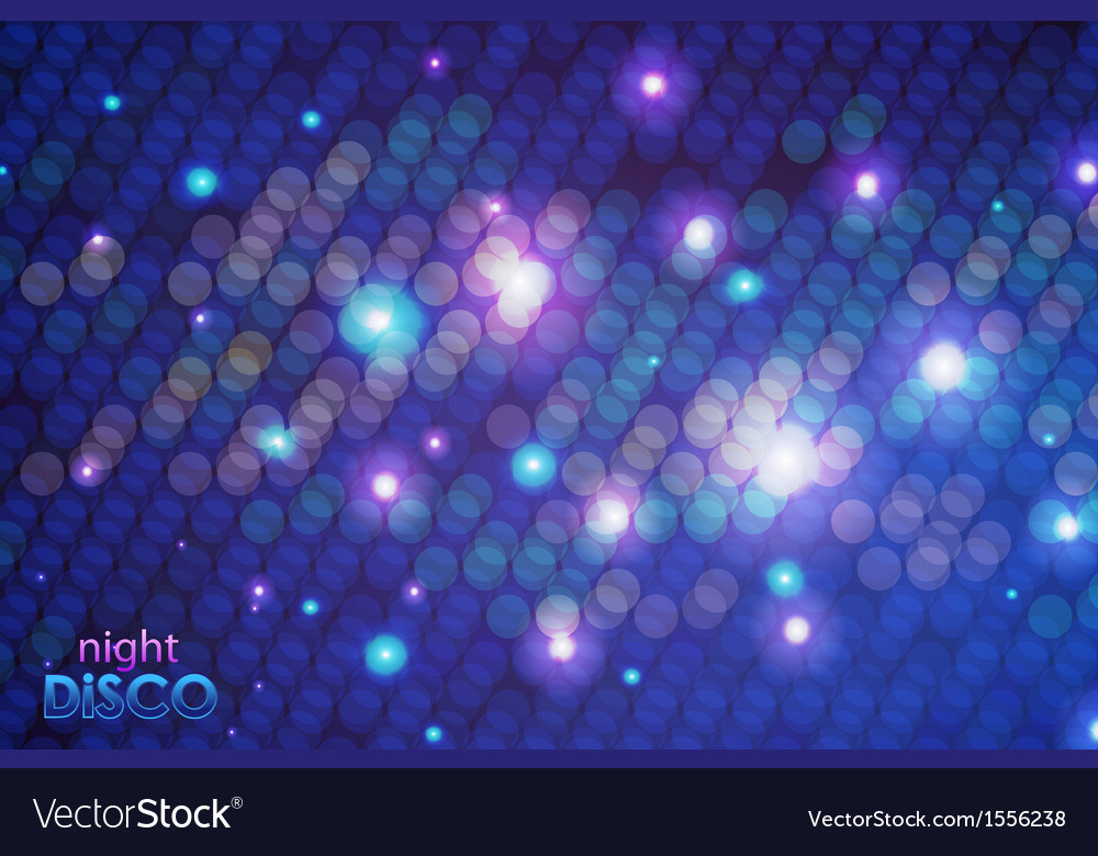 Disco neon background vector | Price: 1 Credit (USD $1)
