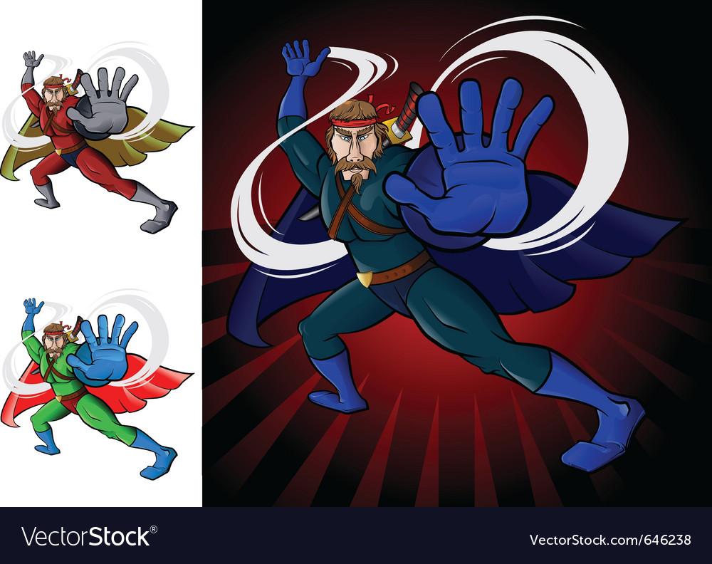 Super hero vector | Price: 3 Credit (USD $3)