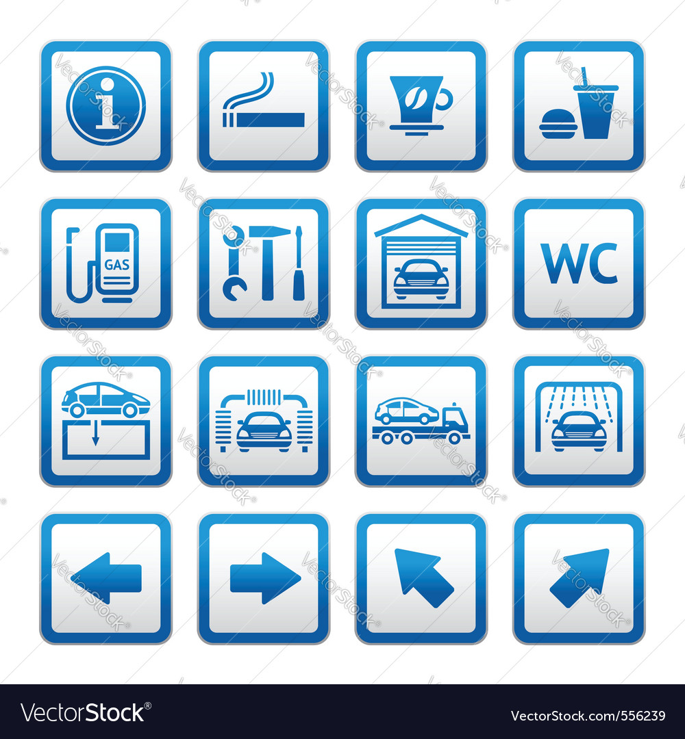 Car services vector | Price: 1 Credit (USD $1)