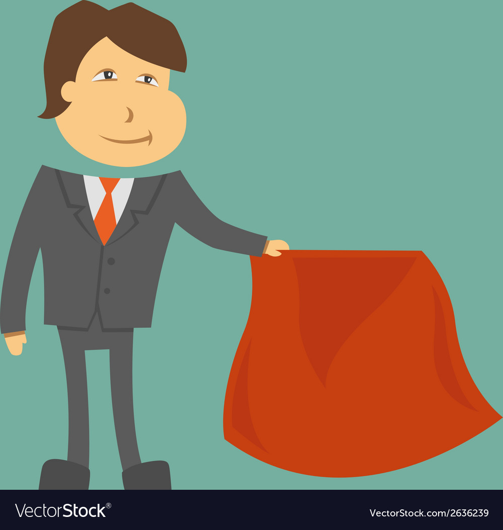 Clerk toreador vector | Price: 1 Credit (USD $1)