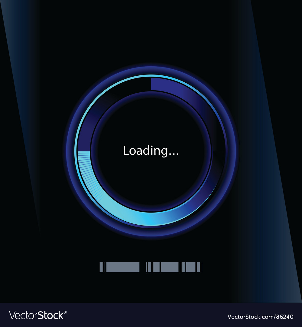 Loading vector | Price: 1 Credit (USD $1)