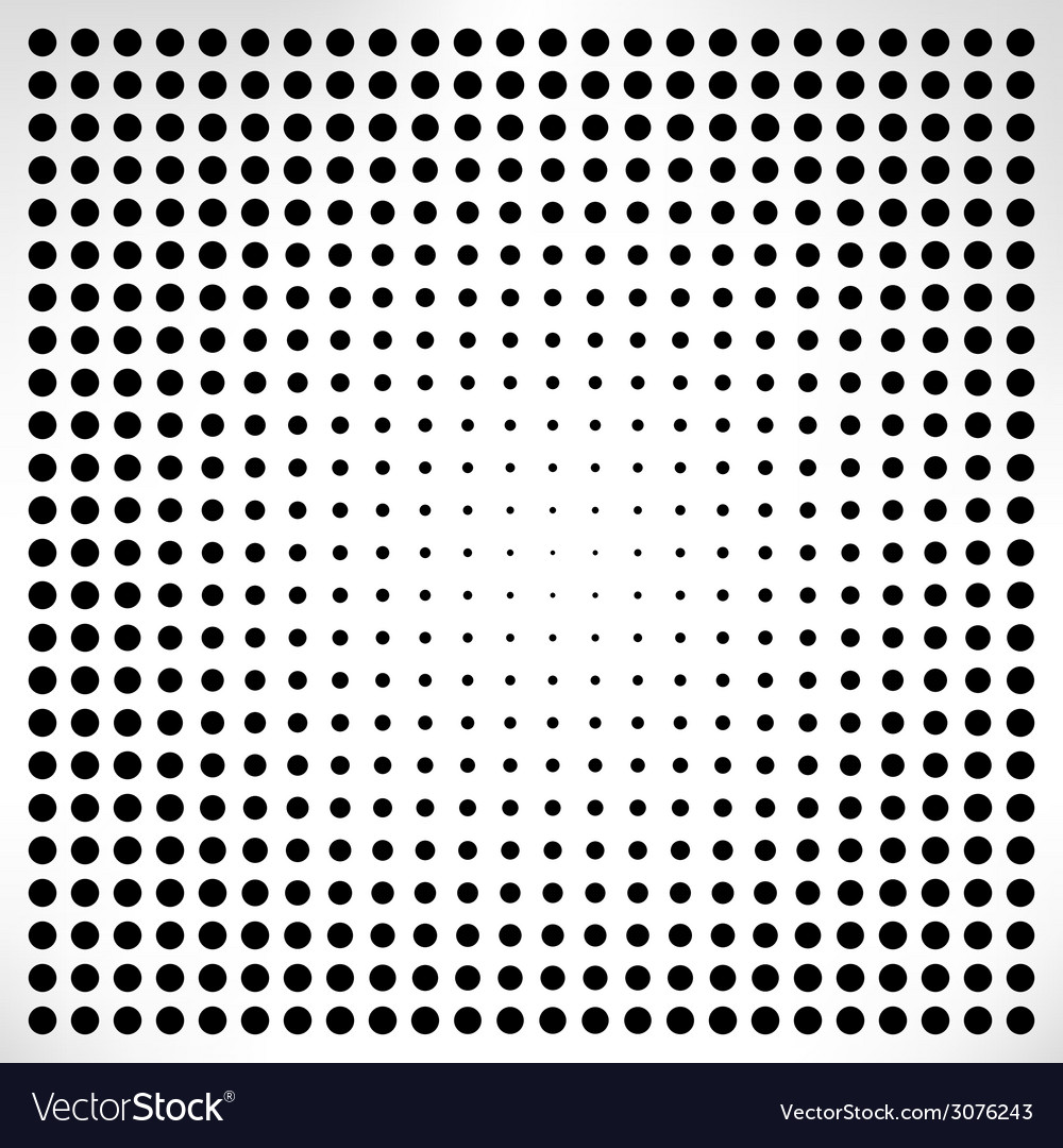 Abstract halftone vector | Price: 1 Credit (USD $1)