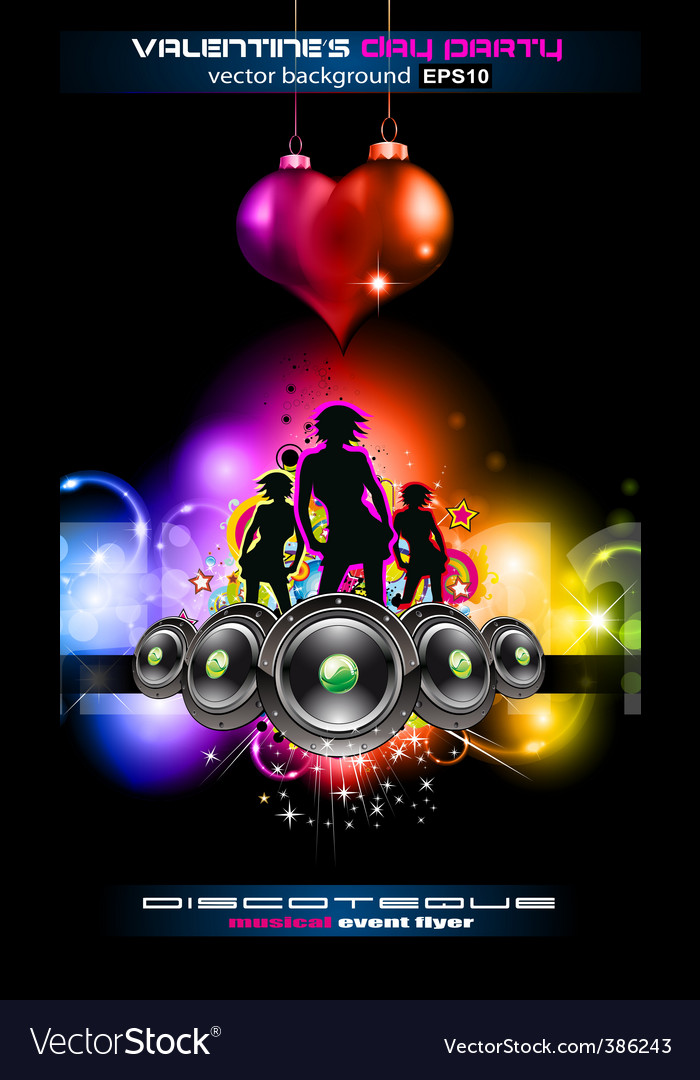 Event flyer vector   Price: 3 Credit (USD $3)