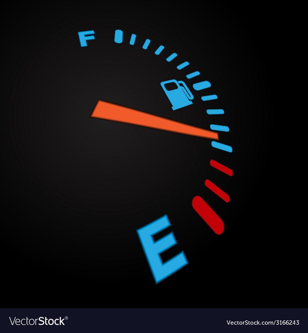 Fuel indication black vector   Price: 1 Credit (USD $1)