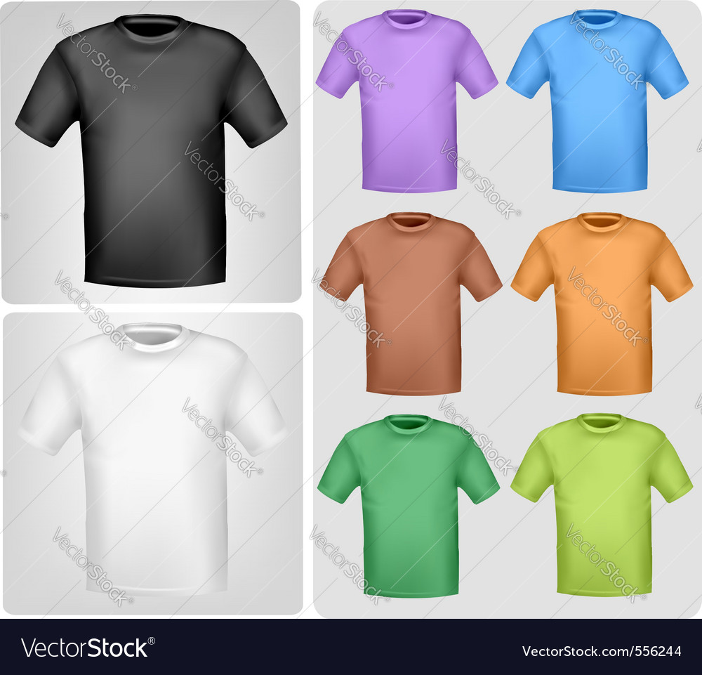 Polo shirts vector | Price: 3 Credit (USD $3)