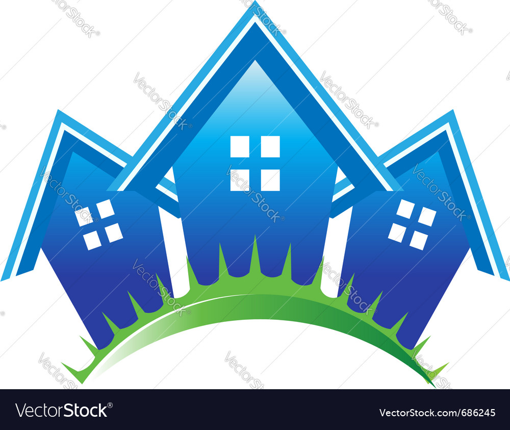 House community vector | Price: 1 Credit (USD $1)