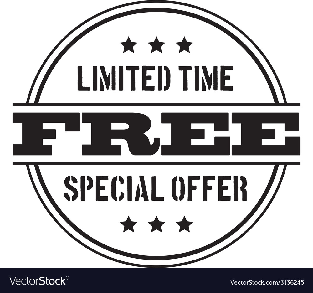 Offer design vector | Price: 1 Credit (USD $1)