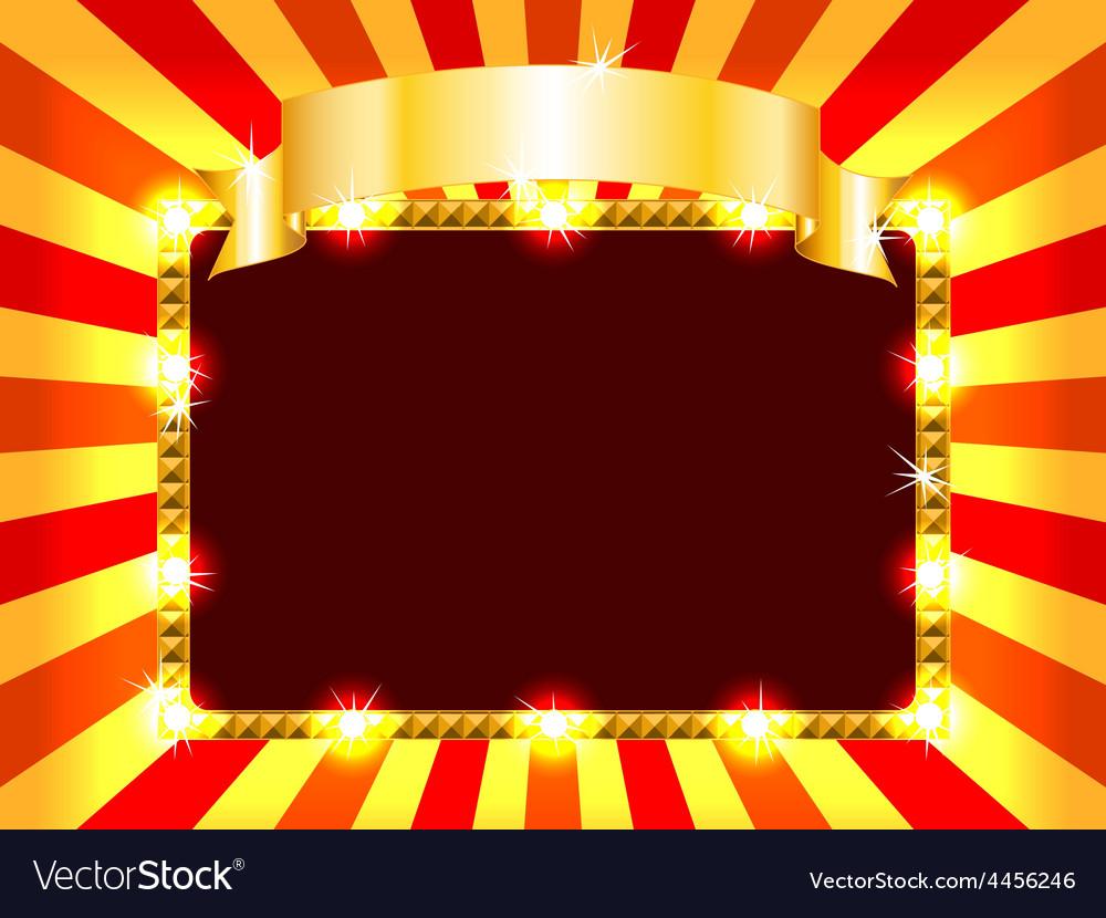Bright and fun billboard vector   Price: 1 Credit (USD $1)