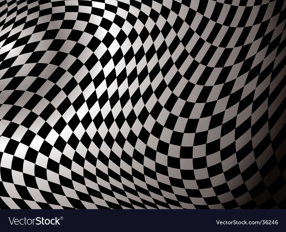 Checkered abstract vector | Price: 1 Credit (USD $1)