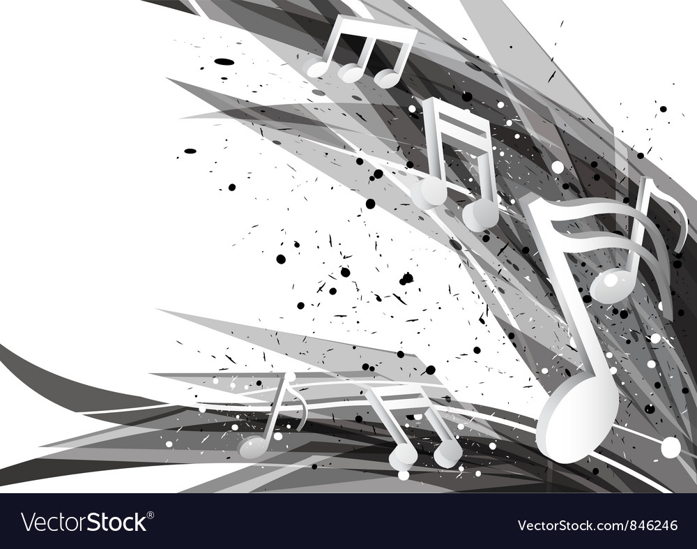 Music design background vector | Price: 1 Credit (USD $1)