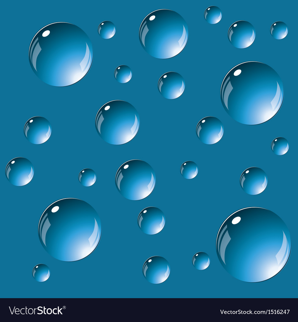 Abstract background with bubbles in the layer of vector | Price: 1 Credit (USD $1)
