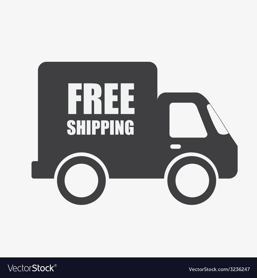 Shipping design vector | Price: 1 Credit (USD $1)